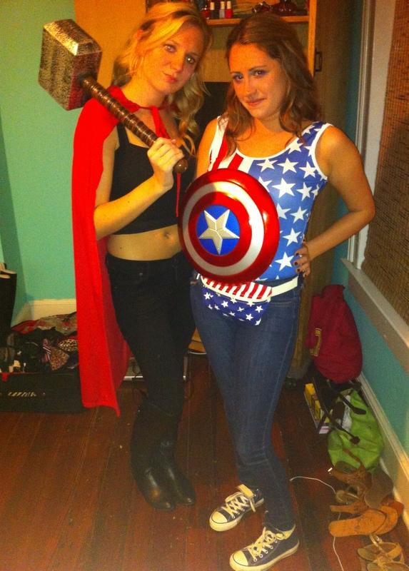 #thor #captainamerica #americanapparel #cape #citizensofhumanity #converses