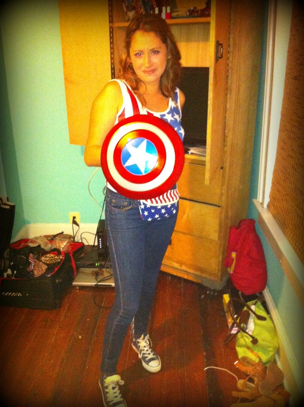 #captainamerica #shield #americanapparel #converses