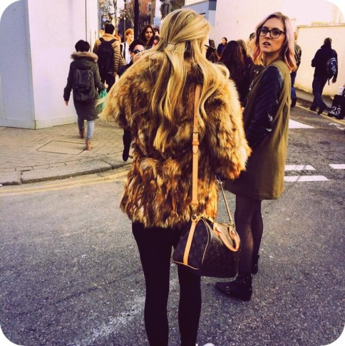 #fur #louisvuitton #portobelloroad