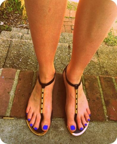 #dolcevita #sandals